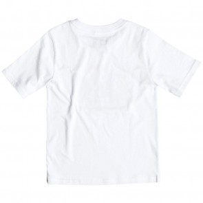 Quiksilver Youth Local Mostly T-Shirt - White