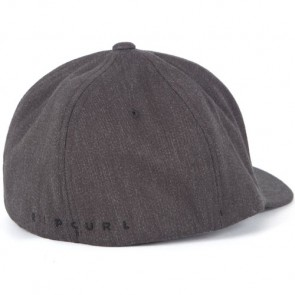 Rip Curl Icon Explorer Flexfit Hat - Charcoal