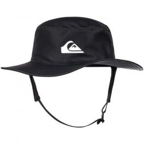 Quiksilver Bushmaster Surf Hat - Black