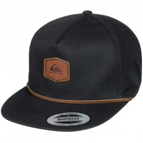 Quiksilver First Mate Hat - Black