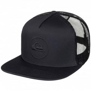 Quiksilver No Pressure Trucker Hat - Black