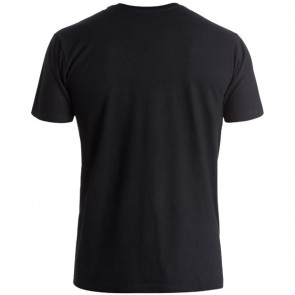 Quiksilver Mug Shot T-Shirt - Black