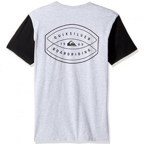 Quiksilver Hot Spot T-Shirt - Athletic Heather