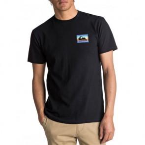 Quiksilver Box Spray T-Shirt - Black