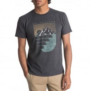 Quiksilver Deenay T-Shirt - Charcoal Heather