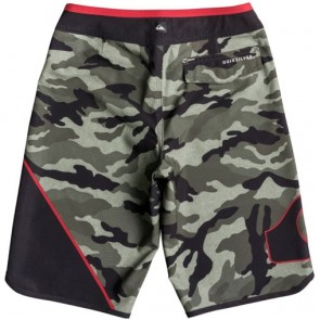 Quiksilver Youth New Wave Everyday Boardshorts - Forest Night