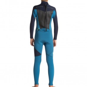 Quiksilver Youth Syncro 3/2 Back Zip Wetsuit