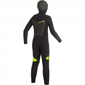 Quiksilver Youth Syncro 5/4/3 Hooded Wetsuit - 2016