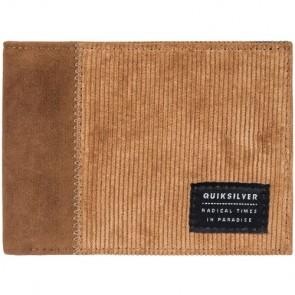 Quiksilver Freshness Plus Wallet - Bear/Golden Oak