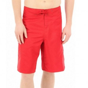 """Quiksilver Manic 22"""" Boardshorts - Red"""