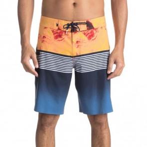 Quiksilver Highline Lava Division Boardshorts - Navy Blazer