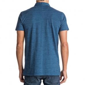 Quiksilver Drysdale Polo Shirt - Vallarta Blue