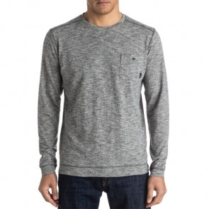 Quiksilver Lindow Sweatshirt - Dark Grey Heather