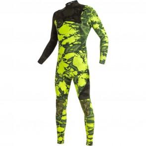 Quiksilver Highline Tie Dye 3/2 Zipperless Wetsuit
