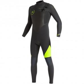 Quiksilver Syncro Plus 3/2 Chest Zip Wetsuit - 2016