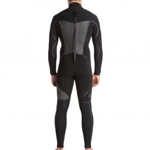 Quiksilver Syncro Plus 3/2 Back Zip Wetsuit - 2018