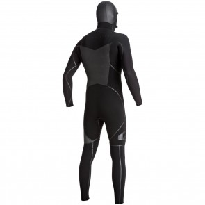 Quiksilver Syncro Plus 5/4/3 Hooded Chest Zip Wetsuit - 2018