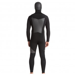 Quiksilver Syncro 5/4/3 Hooded Chest Zip Wetsuit - 2018