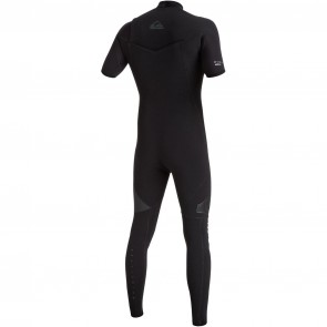 Quiksilver Highline 2/2 Zipperless Short Sleeve Wetsuit - 2016