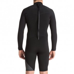 Quiksilver Syncro 2mm Long Sleeve Back Zip Spring Wetsuit