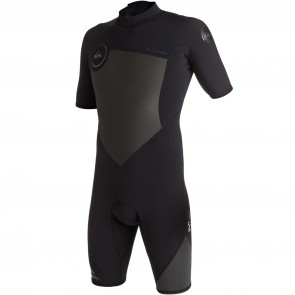 Quiksilver Syncro 2mm Short Sleeve Spring Wetsuit - 2016