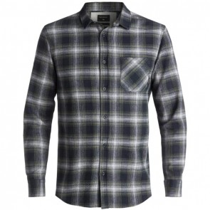 Quiksilver Fatherly Flannel - Navy Fatherly