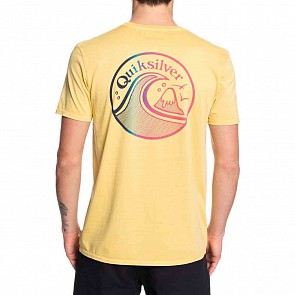 Quiksilver Faded Potential T-Shirt - Rattan
