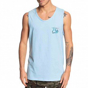 Quiksilver Faded Potential Tank - Airy Blue