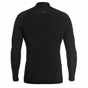 Quiksilver Highline Plus 2mm Long Sleeve Jacket - Black