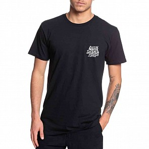 Quiksilver Rock Mode T-Shirt - Black