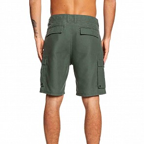 Quiksilver Rogue Surfwash Boardshorts - Thyme