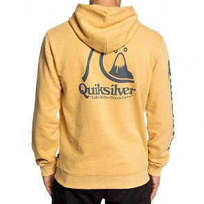 Quiksilver Spring Roll Hoody - Rattan