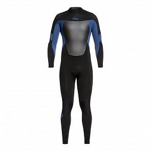 Quiksilver Syncro 3/2 Back Zip Wetsuit