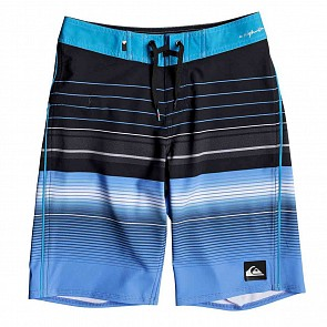 Quiksilver Youth Boys Highlinesion Boardshorts - Black