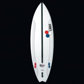 Channel Islands Rocket 9 Fusion Dual Core Surfboard