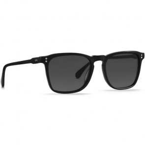 Raen Wiley Sunglasses - Black/Smoke