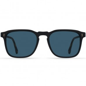 Raen Wiley Sunglasses - Noir/Cool Smoke + AR Azure