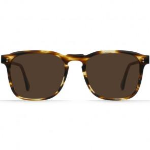 Raen Wiley Sunglasses - Arbois/Amber + AR Azure