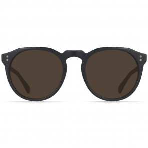 Raen Remmy Sunglasses - Black/Tan Brown