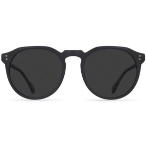 Raen Remmy Polarized Sunglasses - Black/Matte Brindle Tortoise/Black