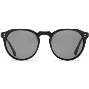 Raen Remmy Polarized Sunglasses - Black/Matte Brindle Tortoise/Smoke