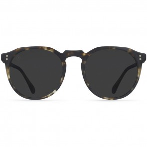 Raen Remmy Polarized Sunglasses - Matte Brindle Tortoise/Black