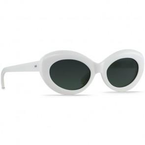 Raen Ashtray Sunglasses - Peroxide/Green