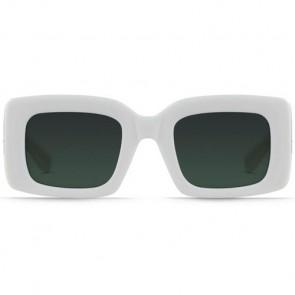 Raen Women's Flatscreen Sunglasses - Peroxide/Green