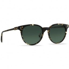 Raen Women's Norie Sunglasses - Brindle Tortoise/Green