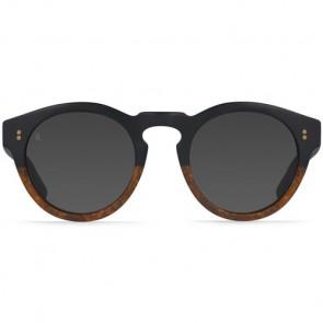 Raen Parkhurst Sunglasses - Burlwood/Smoke