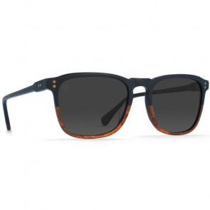 Raen Wiley Polarized Sunglasses - Burlwood/Black