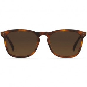 Raen Wiley Sunglasses - Matte Rootbeer/Brown
