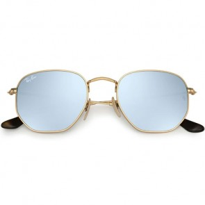 Ray-Ban RB3548 Sunglasses - Gold/Silver Flash