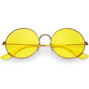 Ray-Ban Ja-Jo Sunglasses - Bronze/Copper/Yellow Classic